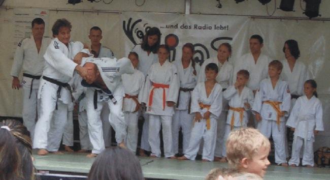 verteidiger judo
